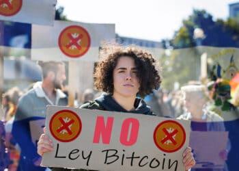 El salvador Ley bitcoin derogación