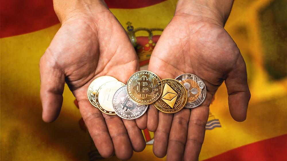 bitcoin españa bitcoin turtingas istorijas