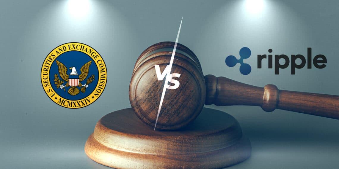 Maso de juez y VS entre SEC y Ripple.