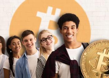 adolecentes redes sociales conocimiento bitcoin adultos