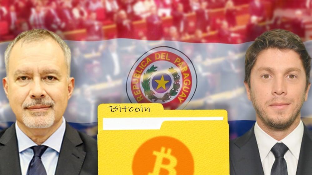 ley regulación bitcoin Congreso Paraguay