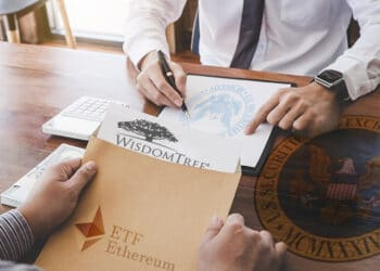 solicitud etf etheruem SEC Wisdom Tree EE UU