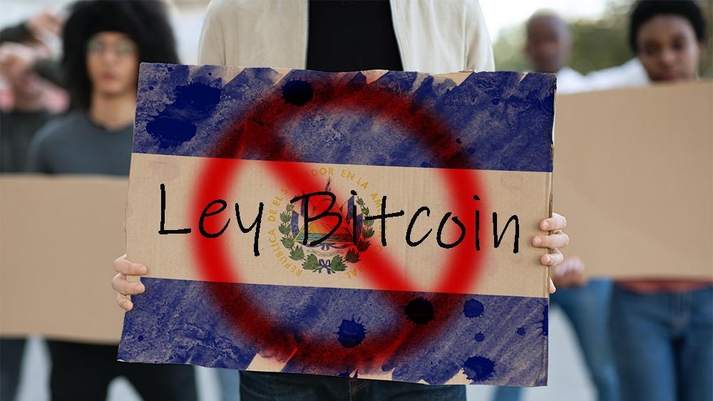 trabajadores el salvador derogación ley bitcoin