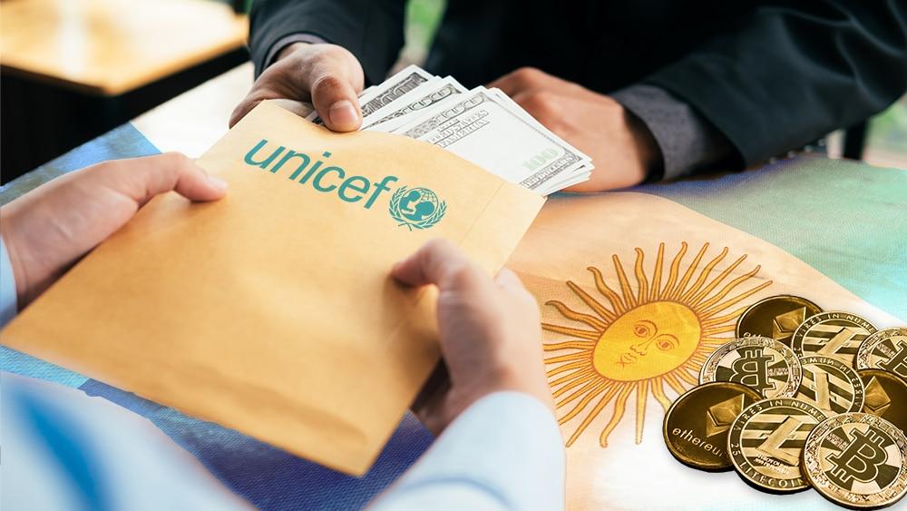 inversión criptomonedas unicef mexico argentina