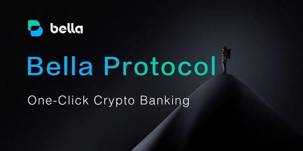 Logo del Protocolo DeFi Bella