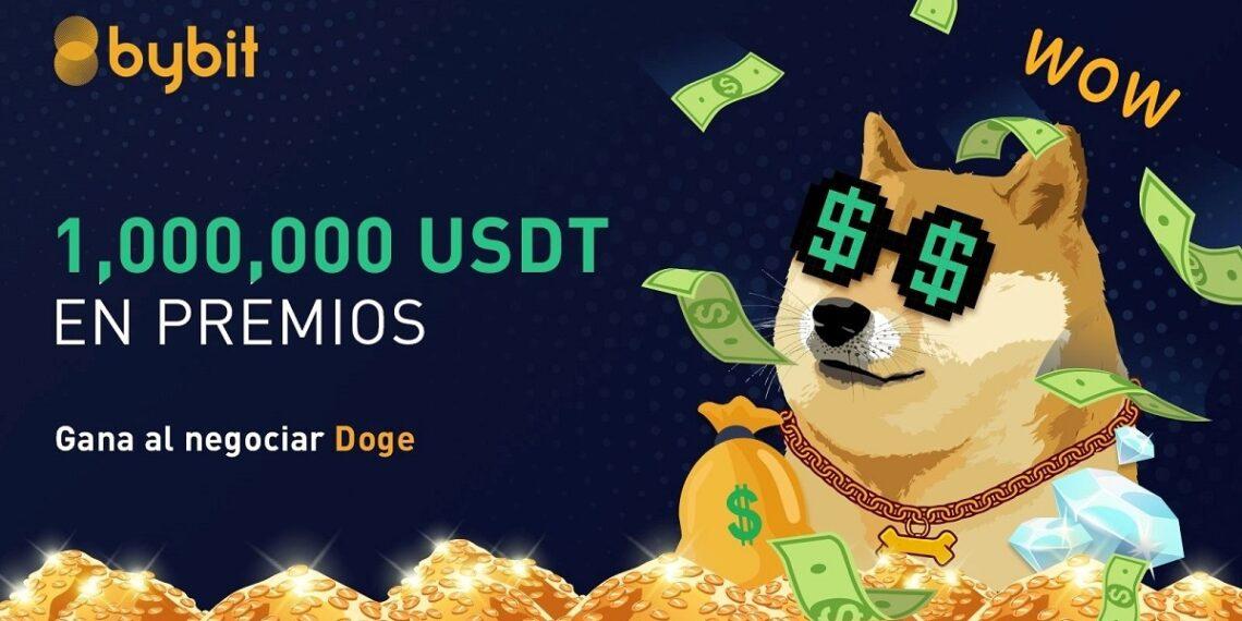 Concurso de trading de Dogecoin por 1 millón de USDT