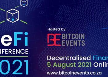Conferencia DeFi 2021 en agosto