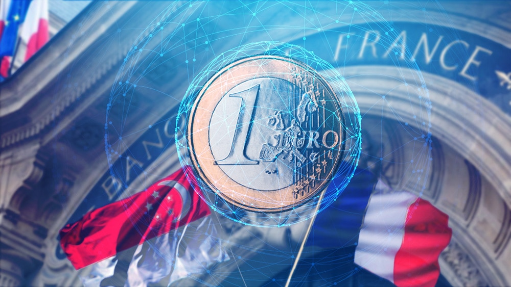 defi euro digitalfrancia singapur monedas digitales banco central