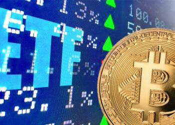 ETF y bitcoin sobre valores.