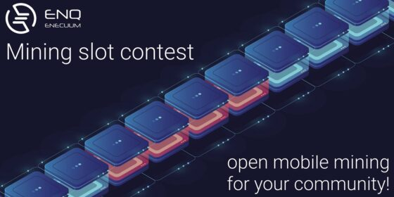 Enecuum anuncia competencia Mining Slot para inversionistas y traders