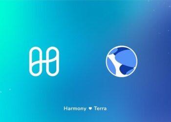 Logos de las empresas Terra y Harmony