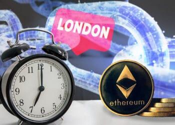 actualización london ethereum fijado blockchain
