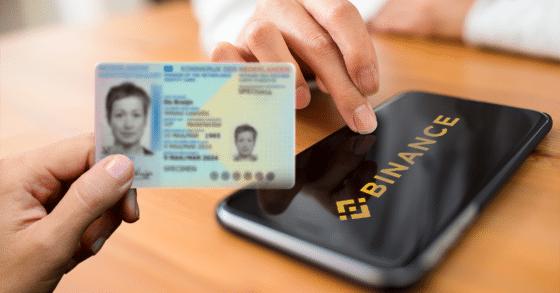 Binance reduce límites de retiro si no verificas tu identidad