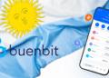 Buenbit permite adquirir bitcoin, ether y DAI con pesos argentinos y dólares estadounidenses. Composición por CriptoNoticias Fuentes:  FabrikaPhoto  /  elements.envato.com  ;  buenbit.com .