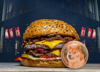 burger king brasil venta galletas perros sabor hamburguesa pago dogecoin