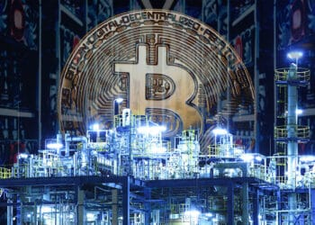 mineria bitcoin empresas petroleo Estados unidos