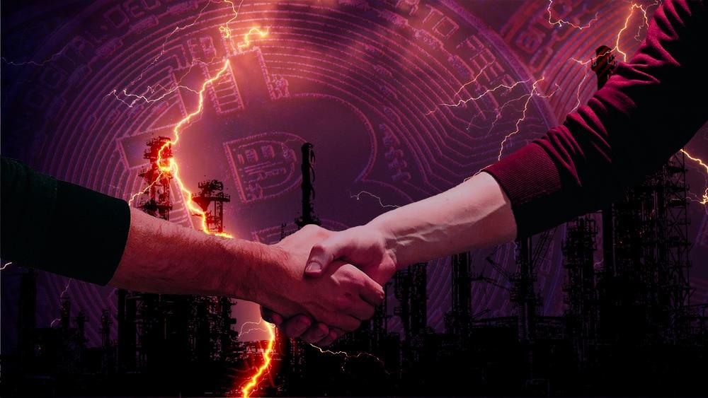 monedero lightning bitcoin financiamiento petrolera noruega