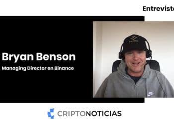 Bryan Benson avizora oportunidades en el mercado y la industria desarrollada en torno a bitcoin y los criptoactivos. Fuente: CriptoNoticias.
