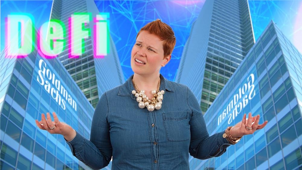 ETF de DeFi presentado por Goldman Sachs «parece de limón, pero sabe a tamarindo»