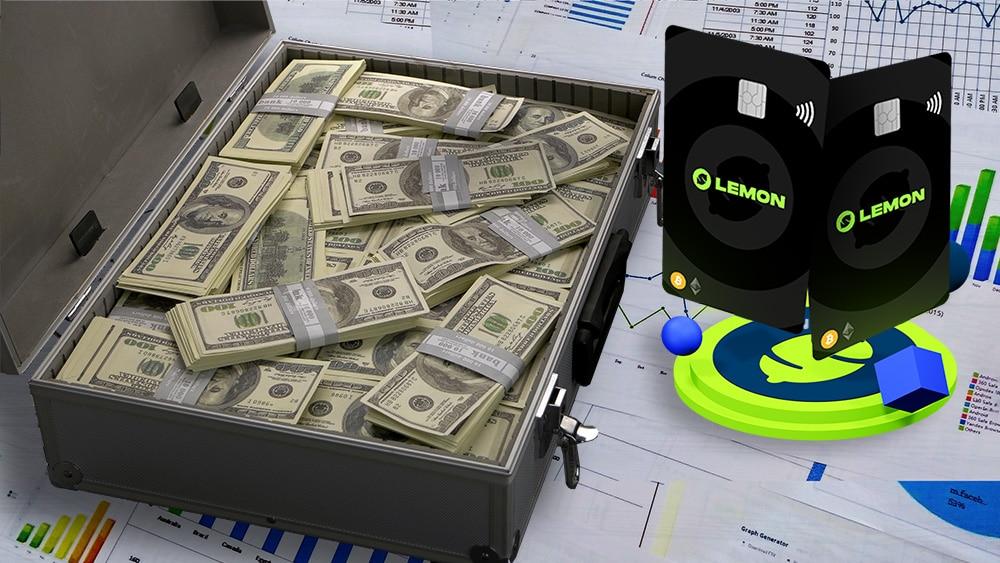 inversión startup tarjeta visa lemon argentina