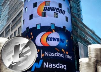 Newegg y Litecoin.