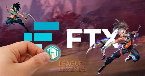 Exchange de bitcoin patrocinará League of Legends y lanzará mercado de NFT