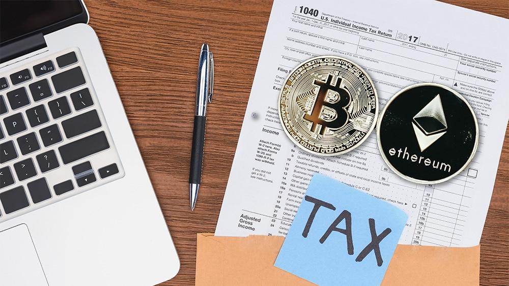 cobro impuestos ecosistema criptomonedas estados unidos