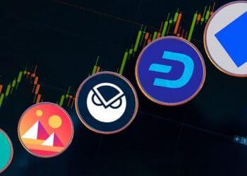 criptomonedas mejor desempeño mercado waves dash gnosis decentraland SLP