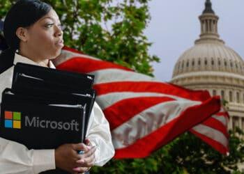 supervisión usuarios microsoft congreso estados unidos