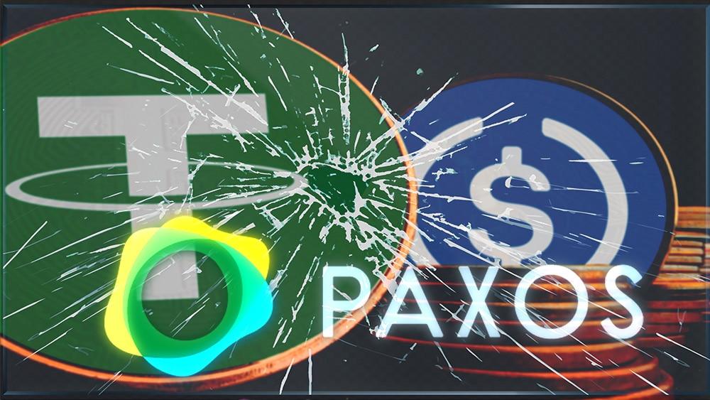 reserva stablecoins paxos ataca usdc circle tether
