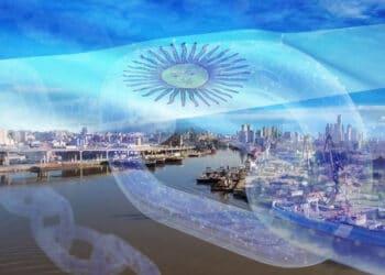 puerto buenos aires argentina blockchain