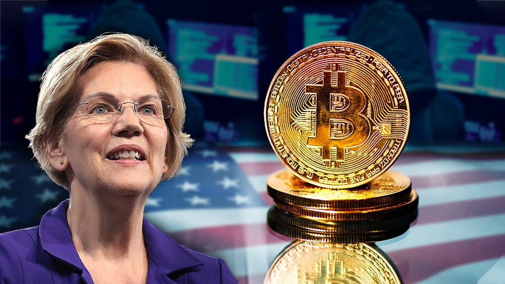 regulaciones criptomonedas bitcoin estados unidos senadora warren