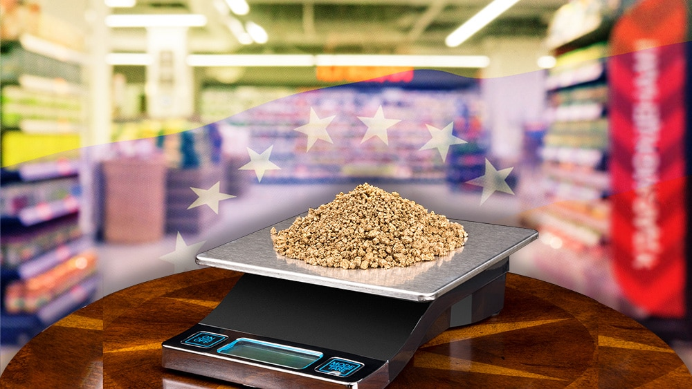 compra alimentos oro venezuela