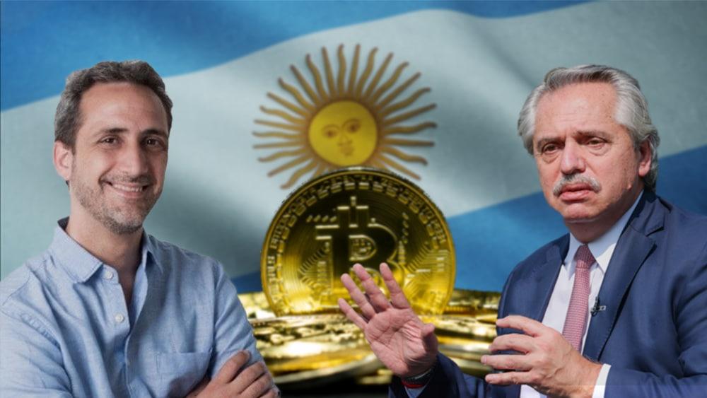infalción argentina criptomonedas bitcoin solucion
