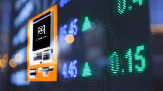Acciones de Athena Bitcoin subieron 340% tras entrar en vigencia ley en El Salvador