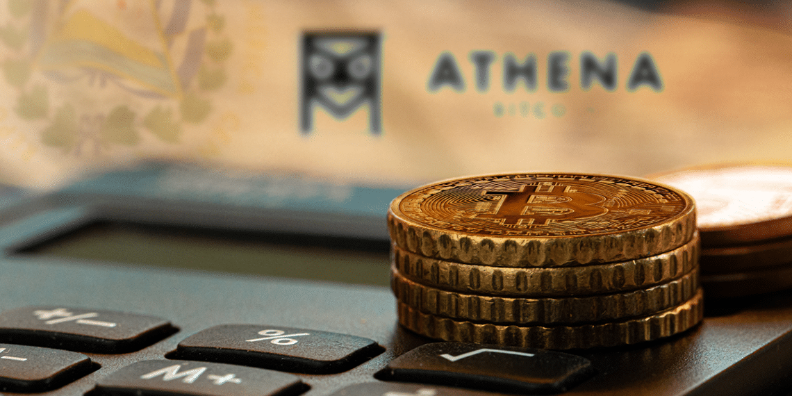 Athena, BTC.