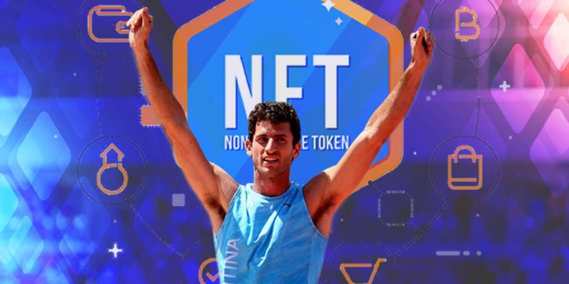 nft-fines-beneficos-atleta-olimpico-argentina