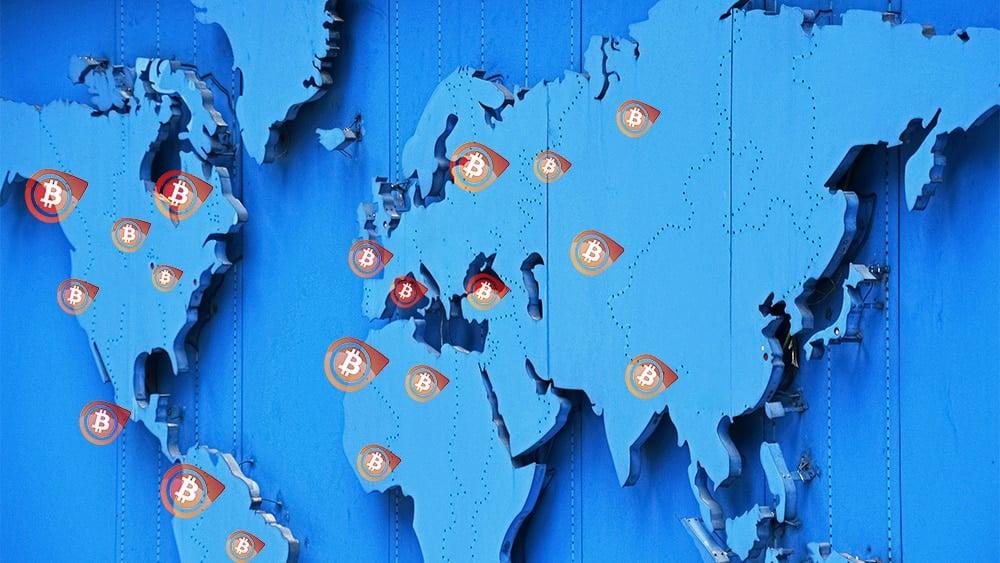 usuarios bitcoin criptomonedas mundo