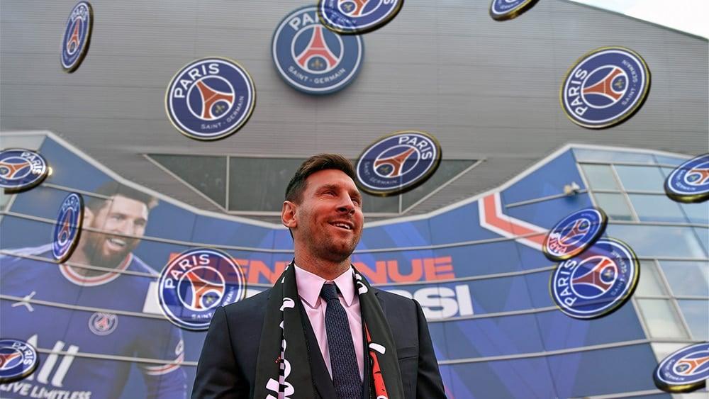 fan tokens criptomonedas lionel Messi PSG