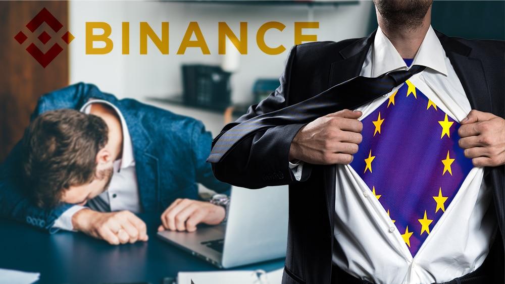 regulaciones privacidad binance comunidad europea