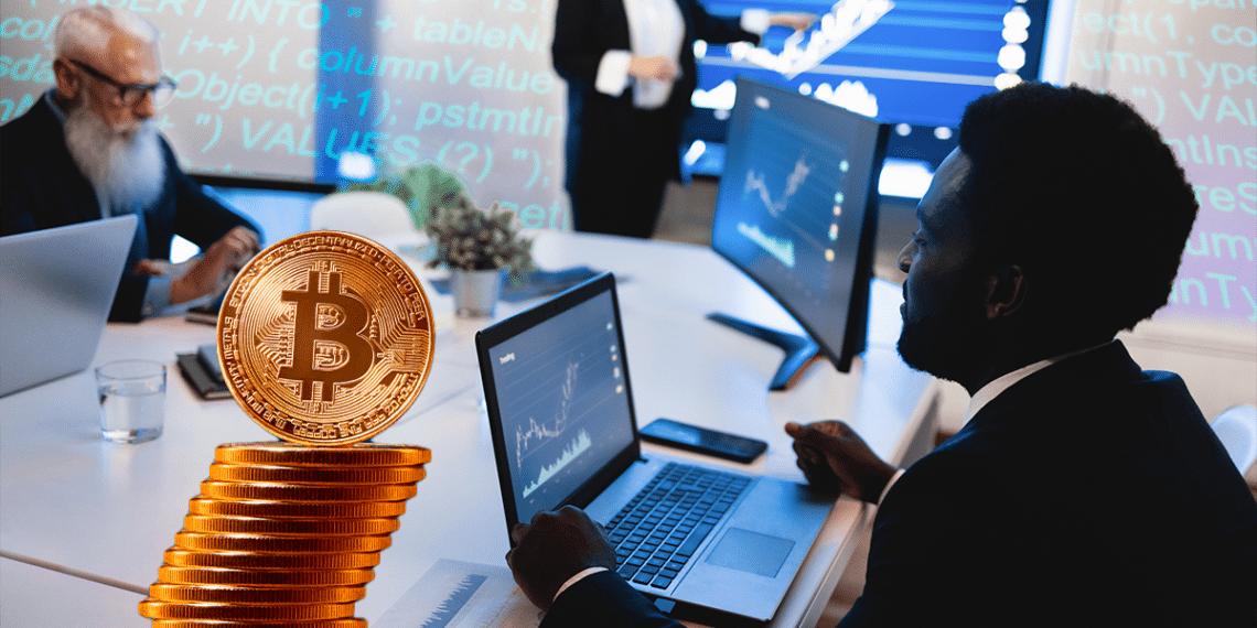 El volumen debido a contratos de futuros de bitcoin está en niveles mínimos.