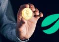 Ether y logo Bitfinex.