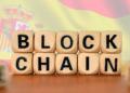 España y blockchain.