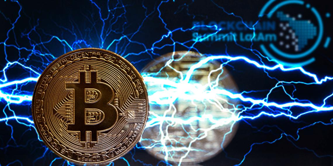 Blockchain Summit, BTC y Lightning.