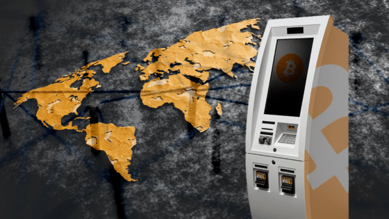Cajeros de bitcoin en el mundo se cuadruplicaron desde enero de 2020