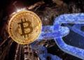 Minero, blockchain btc.