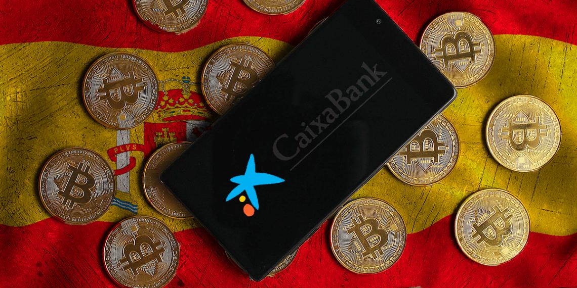 Caixa, España BTC.