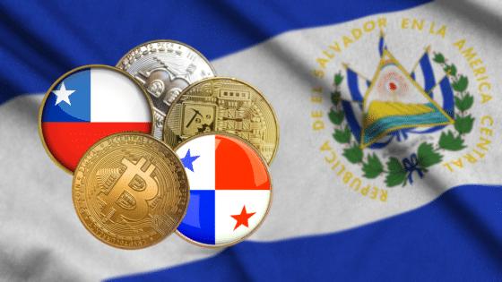 Bitcoin en habla hispana: curso legal en El Salvador y proyectos de ley en Chile y Panamá