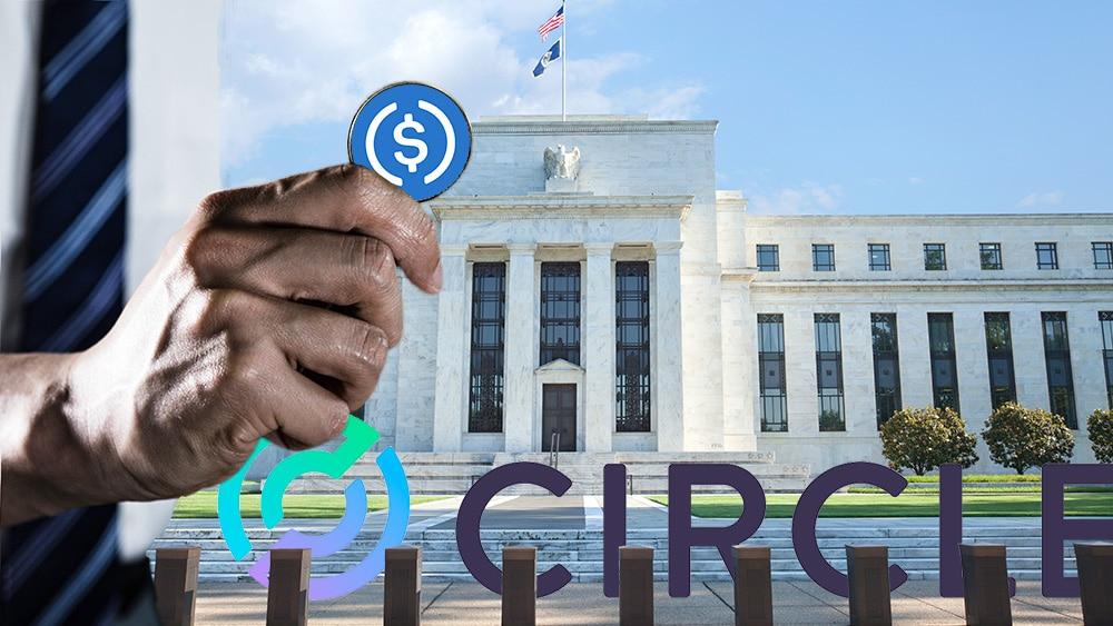 circle banco estados unidos USD stablecoin