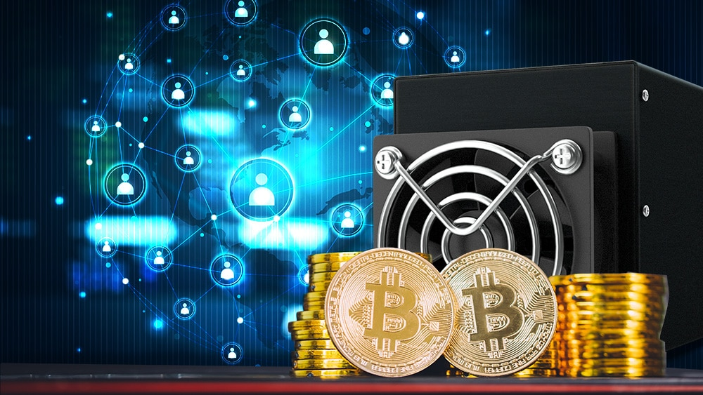 descentralización dinero bitcoin minería criptomonedas